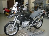 BMW G1200gs Carbon